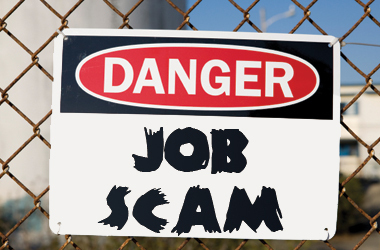 Ashiztooambitious: Fake Job Alert & Beware of these fake job offers