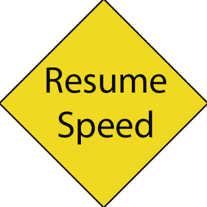 Resume Speed