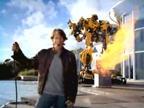 Don't take career advice from Michael Bay