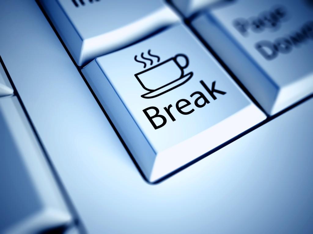 Take Break Coffeebreak : Permission to take a break u penn beyond