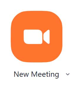 New Meeting Icon